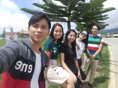EX-CLASSMATES TRIP TO DESA CATTLE KUNDASANG AND PORING HOT SPRING| WINICHELEN