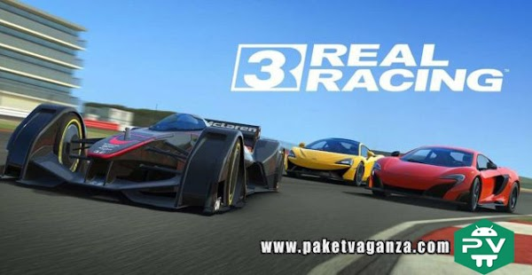 Real Racing 3 Mod v7.1.5 Apk + Data Unlimited Money & Gold