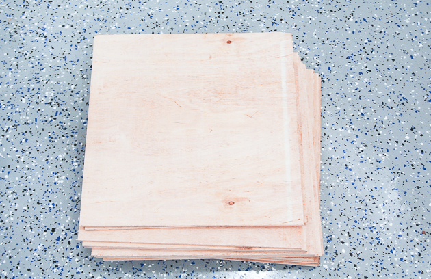 Cut underlayment for locker doors, IKEA, IKEA hack, Storage