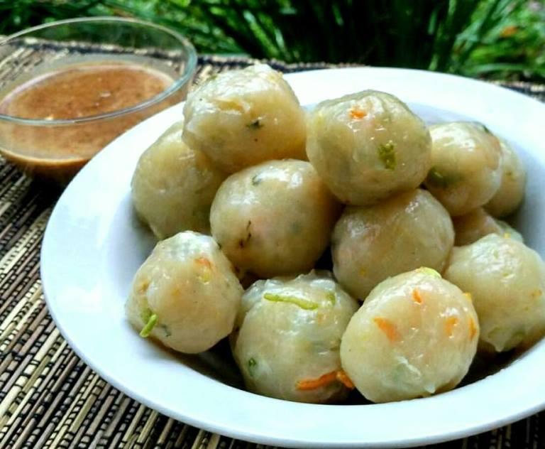 Resep Cilok Sayuran Enak Dan Sehat | Resep Masakan Indonesia Praktis