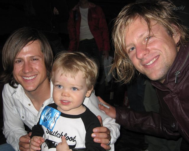Tales From The Motherhood Our Switchfoot History