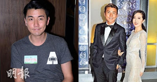 Natalie Tong and Tony Hung are secretly dating for a month
