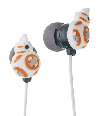 BB-8 Earbuds