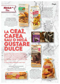 CATALOG MEGA IMAGE Februarie 2019 oferte fursecuri si dulciuri