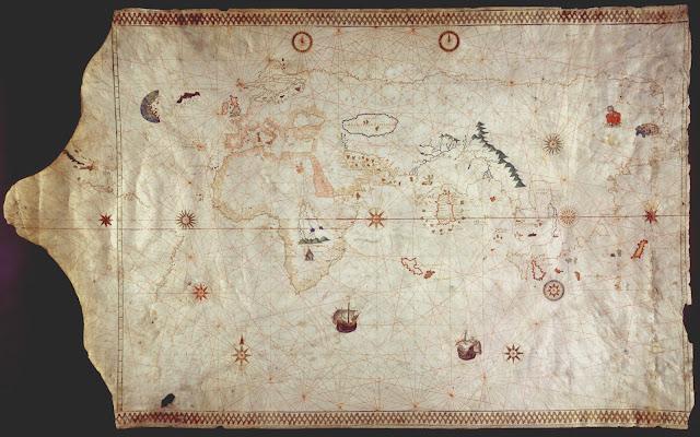 خريطة الملك هاري