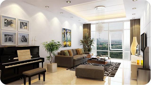 Phòng khách Xuân Mai Tower