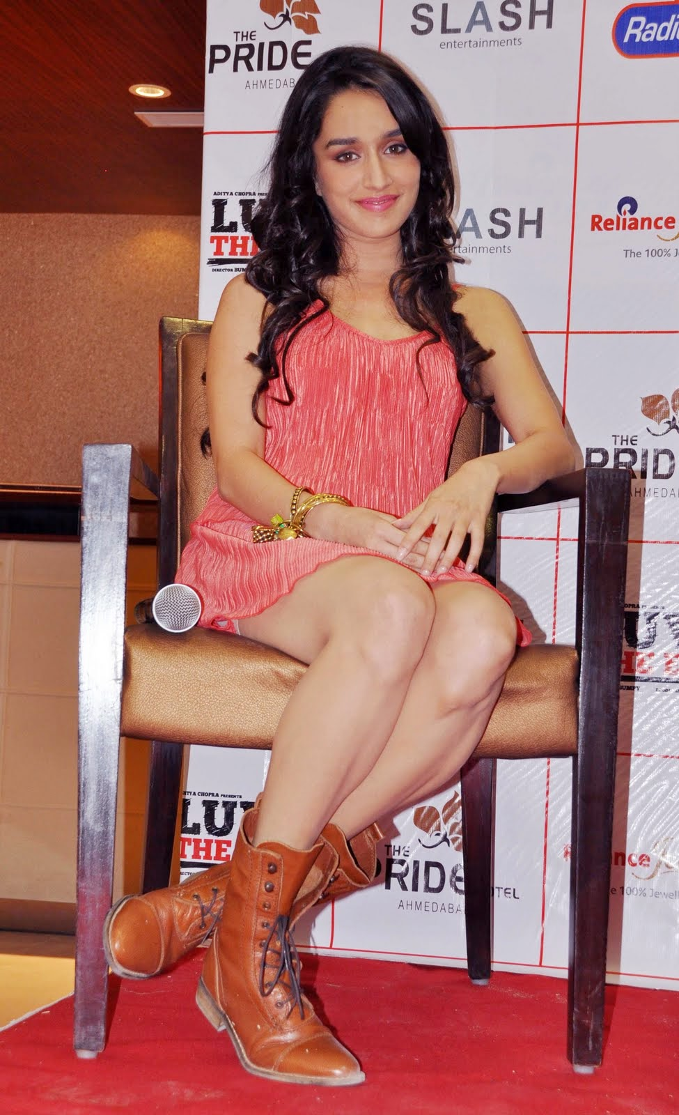 Shraddha Kapoor Hd Unwatermarked Images From Film -4086