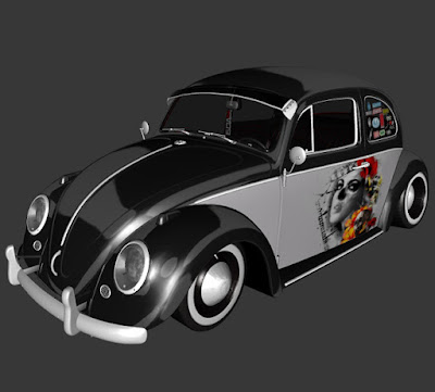 VW Beetle 1966 Old School