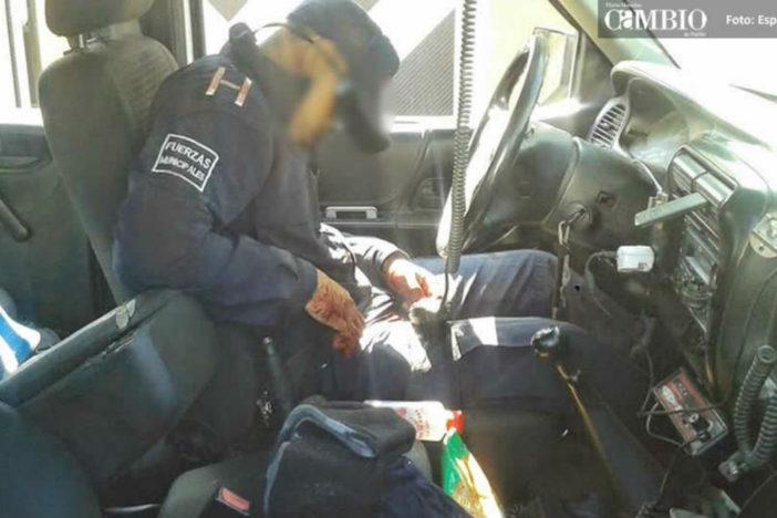 Comando mata a tres policías que custodiaban recursos de Prospera en Puebla