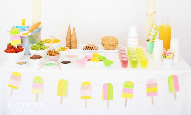 Ice Cream Party by BistrotChic