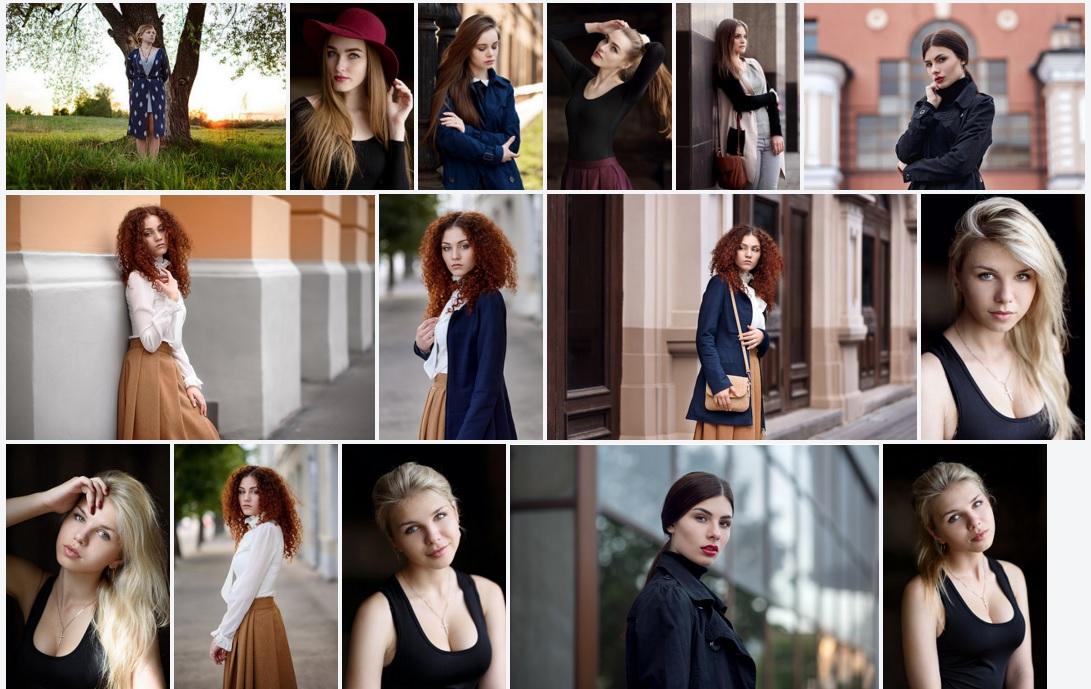 TFP в Иваново. Поиск моделей для фотосъемок