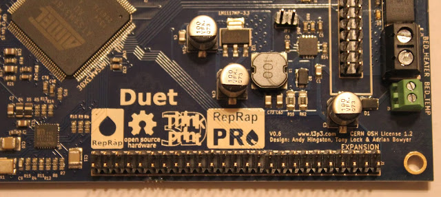Duet Open Hardware Logos