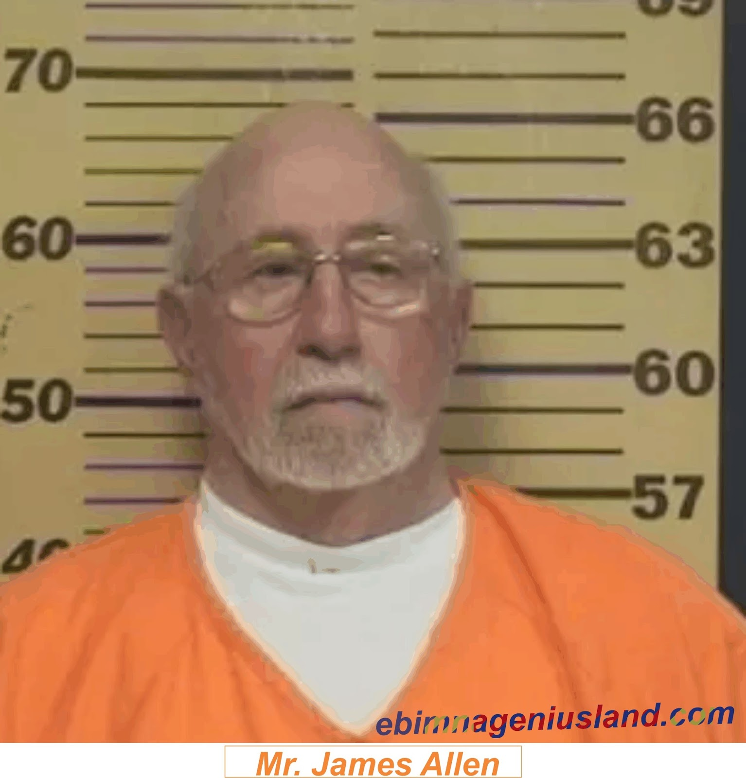 A 77-Years old Grand Pa Arrested for Raping His Step Daughter