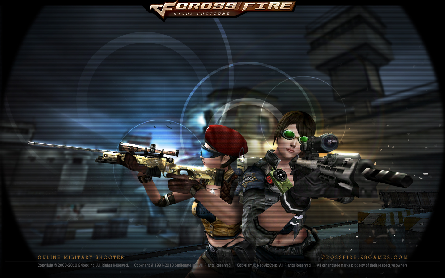 wallpaper crossfire collection 2011 - photo #2