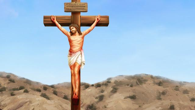 全能神教會-主耶稣钉十字架