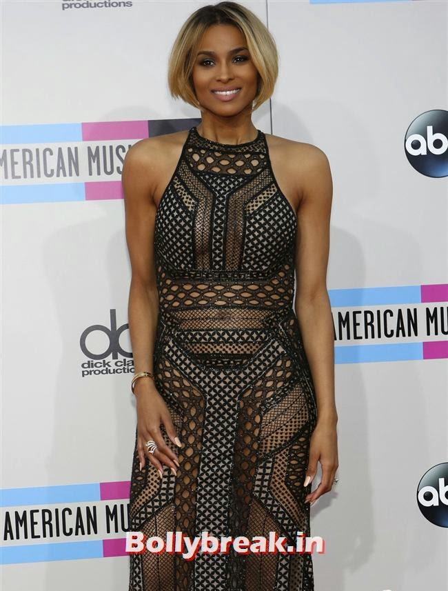 Ciara, American Music Awards 2013