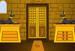 Juegos de Escape - Egyptian Queen Escape