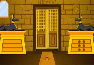 Juegos de Escape - Egyptian Queen Escape