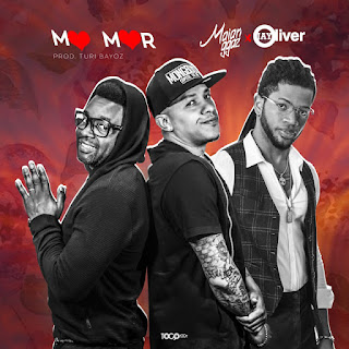 Maianggaz Feat. Jay Oliver - Mo Amor
