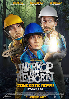 Download Warkop DKI Reborn: Jangkrik Boss Part 2 2017 WEBDL