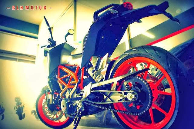KTM Duke 390 2014 Bakal Fenomena Di Malaysia?