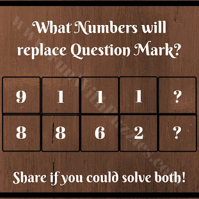 Mind twisting math mind game brain teaser
