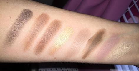 Makeup Revolution Naked Chocolate Palette
