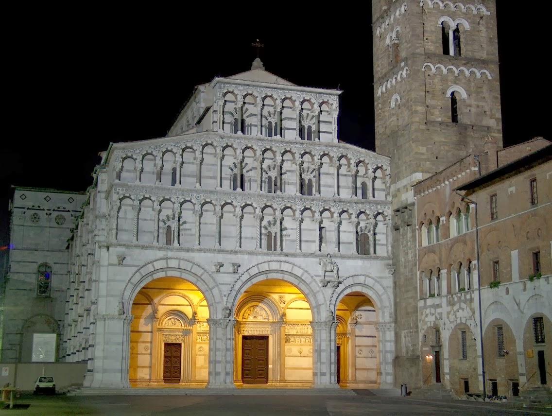 Guia de Turismo: visite Lucca com guia de turismo em Portugues