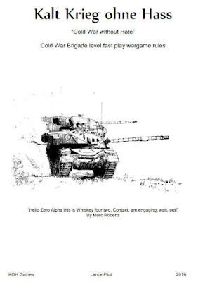 Kalt Krieg Ohne Hass