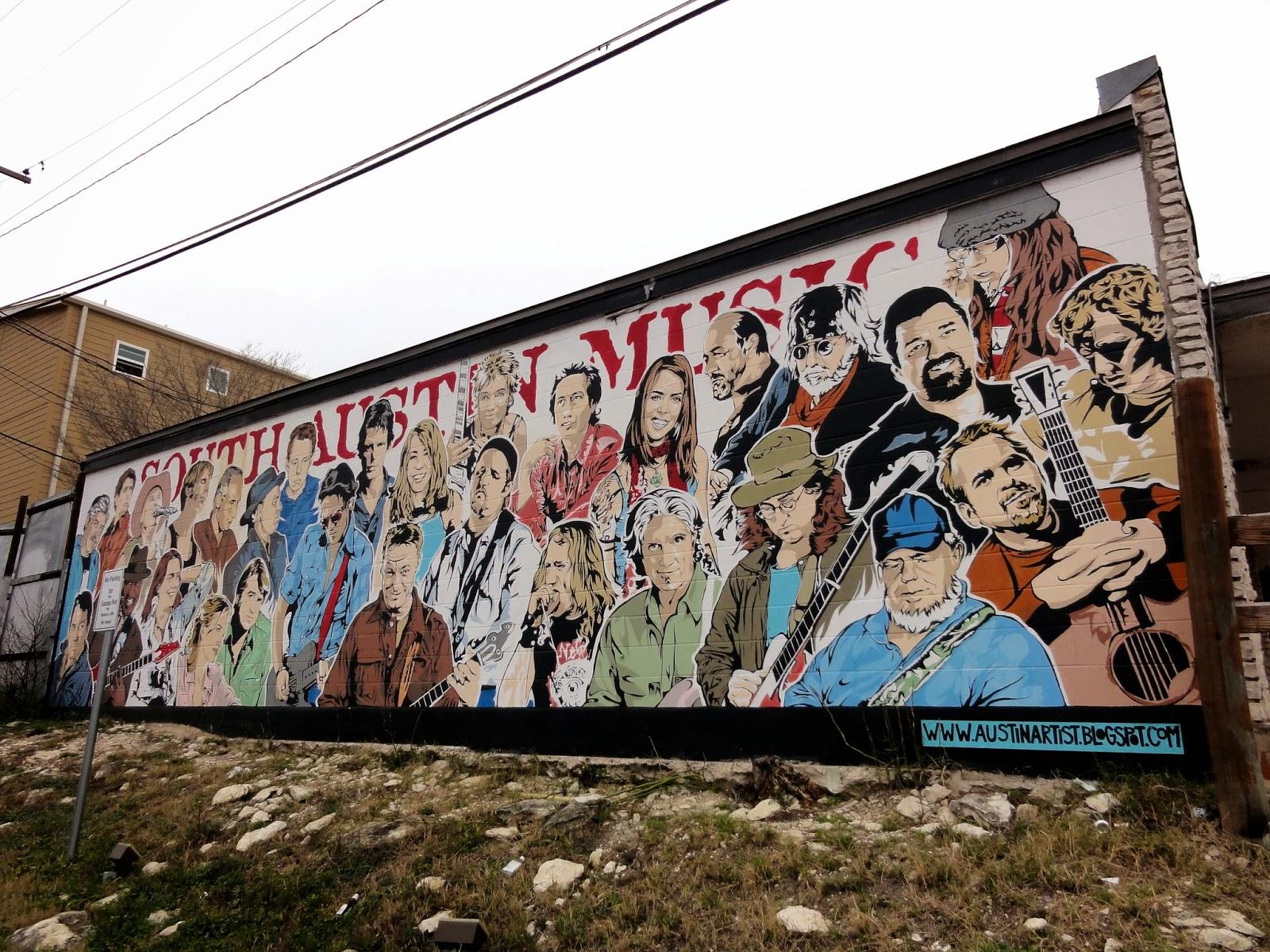 45894b68d8e Exploring Austin Street Art  Graffiti