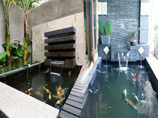 jasa pembuatan kolam minimalis jakarta bsd alam sutra