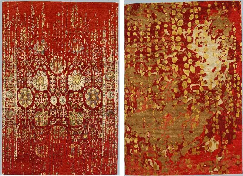 tappeti collezione Tibet