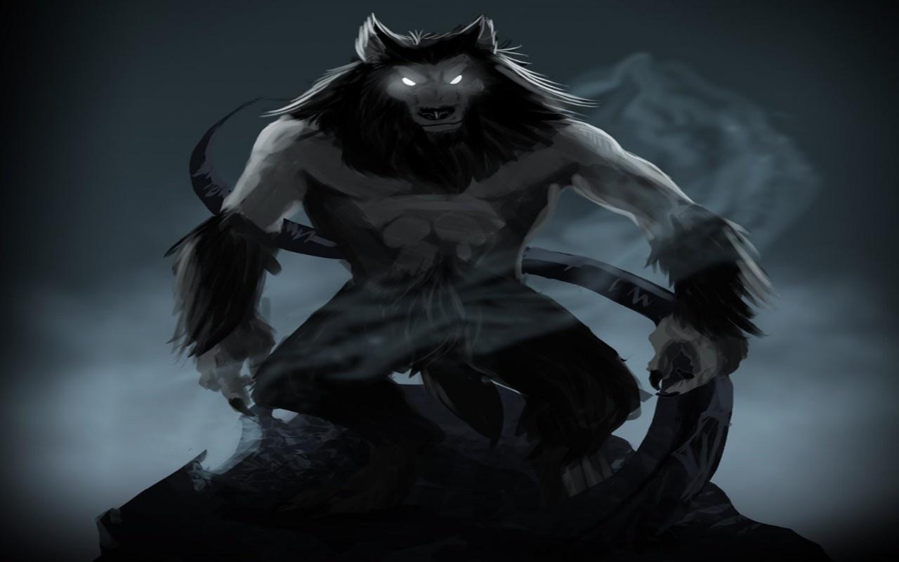 Wallpaper Hd Werewolf