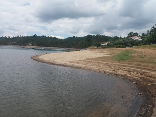 Praia Fluvial de Fernandaires