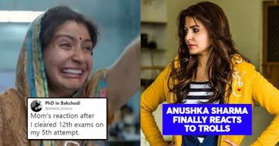 Anushka Sharma troll