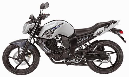 New Yamaha Byson Bold White