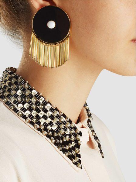 Luxury Earrings from The Modist