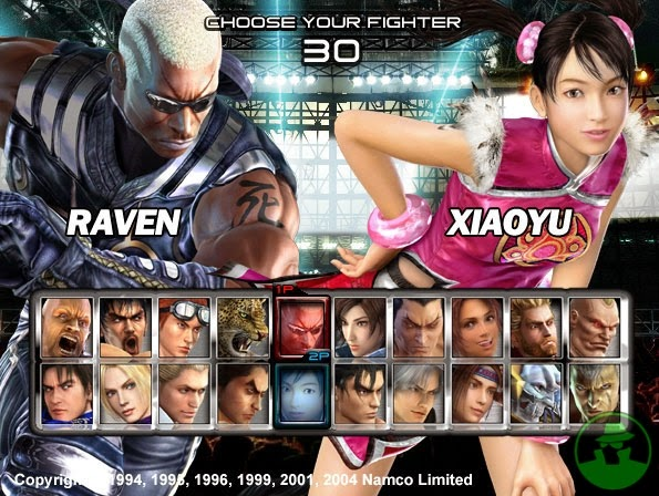 Tekken-5-Gameplay-1