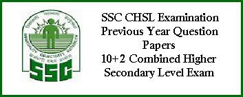 Ssc Model Question Papers With Answers Pdf