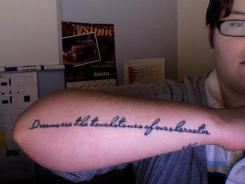 Name Tattoos: Name Tattoo Designs