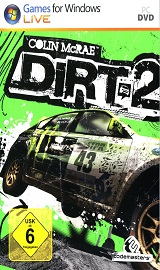 173911 dirt 2 windows front cover - Colin McRae Dirt 2 [Reloaded] [Repack] [English]