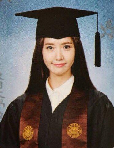 yoona graduation pictures