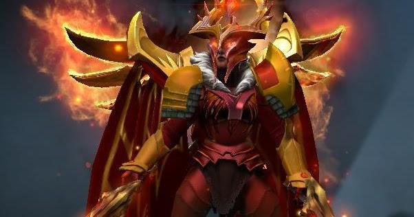 Legion Commander - Baneful Devotion | Dota 2 Mods