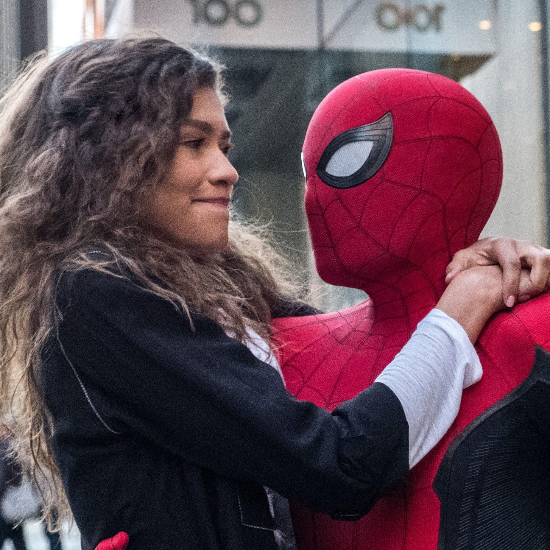 Spider-Man :「エンドゲーム」後のシネマティック・ユニバースの第1作め「スパイダーマン : ファー・フロム・ホーム」の新しい写真 ! !