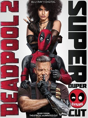Filme Deadpool 2 - Versão Sem Cortes Legendado 2018 Torrent