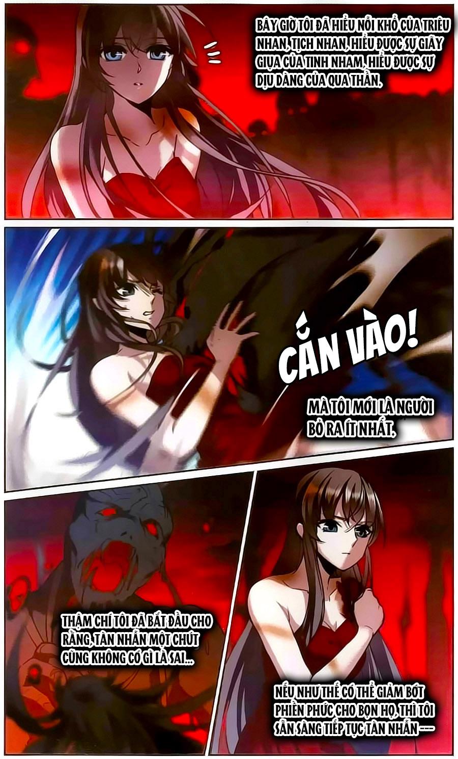 Huyết Tộc Cấm Vực – Chap 102