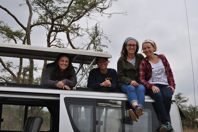 On Safari in Nairobi National Park