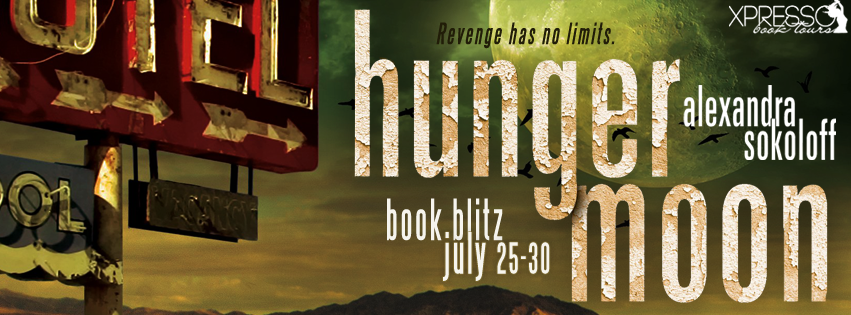 Hunger Moon Book Blitz