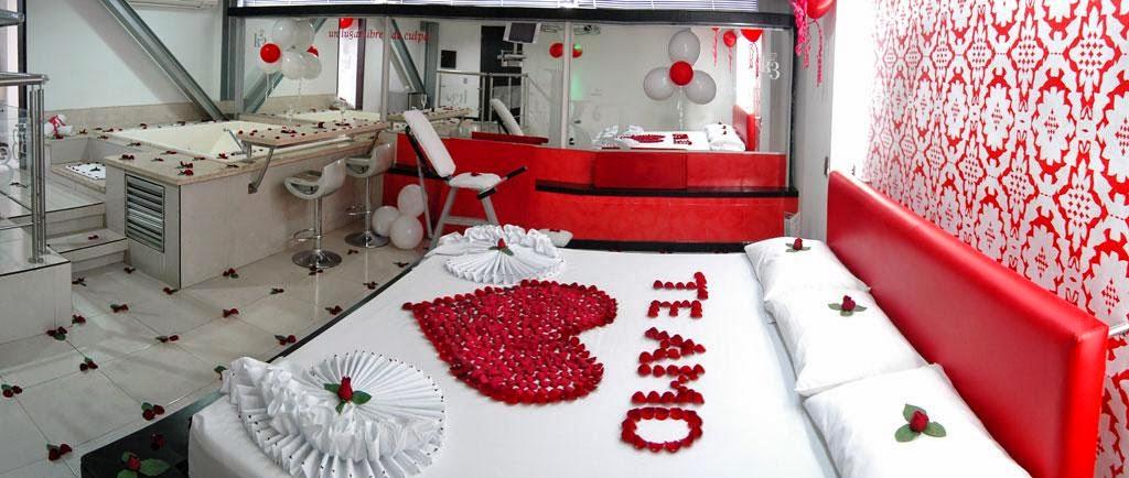 Ideas I Como decorar una habitación para una noche romantica