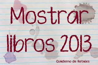 http://cuadernoderetales.blogspot.com.es/p/libros-leidos-2013.html